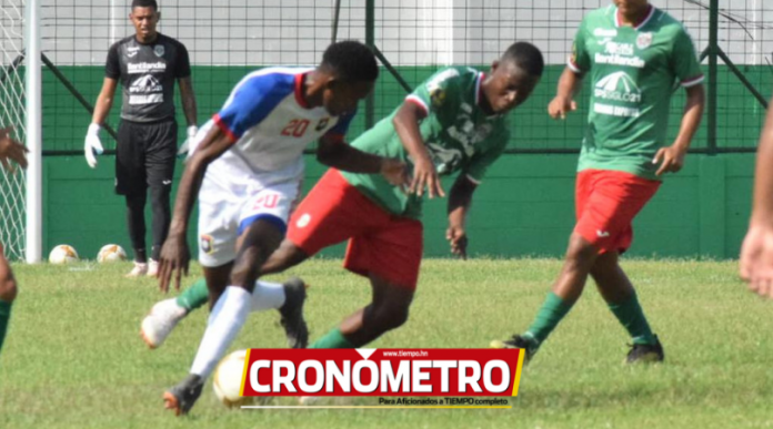 Marathón vence a la Selección de Belice 5-1 en amistoso