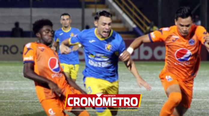 Motagua se impone en Nicaragua y vence al Managua FC por la Liga Concacaf