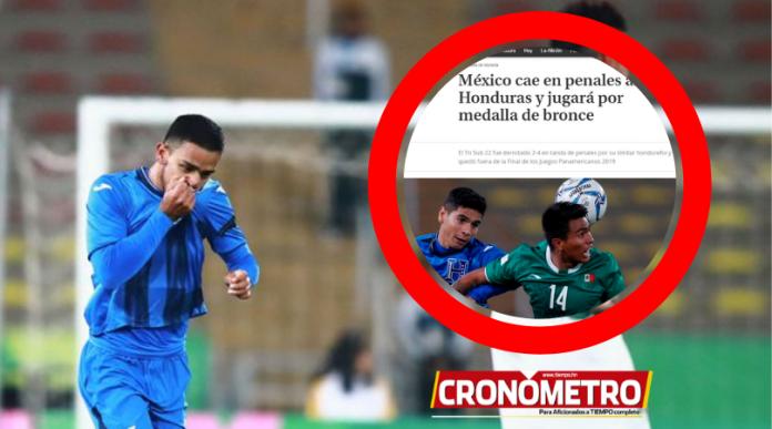 ¿Que dicen los medios de México sobre la clasificación de Honduras?