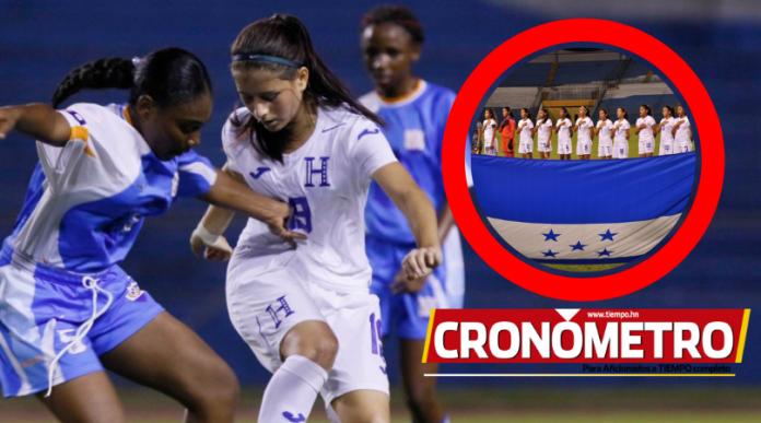Selección Femenil de Honduras clasifica al premundial de Concacaf invicta