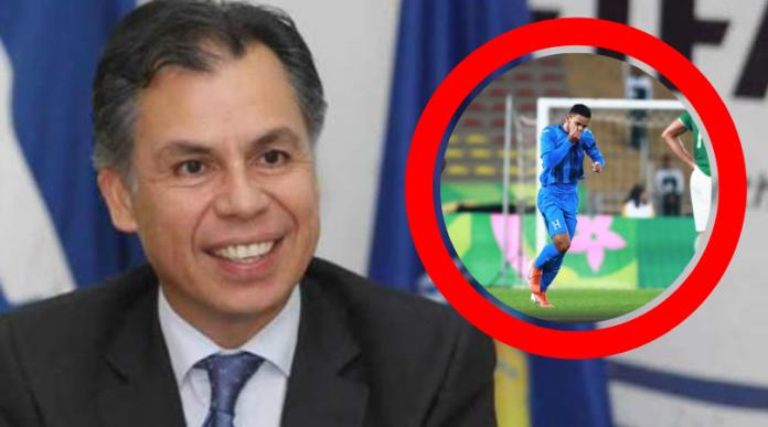 José Ernesto Mejía: