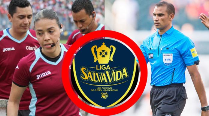 Nombrados los árbitros que dirigirán en la jornada 3 de la Liga Nacional