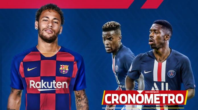 Neymar-Barça: La clave podría recaer en Dembélé