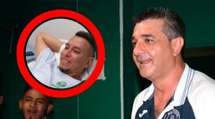 Motagua no descarta la llegada de un delantero tras lesión de Erick Andino