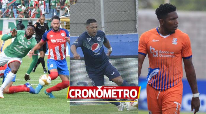 EL RESUMEN: Empate en la cima, debut de Emilio y Honduras Progreso...