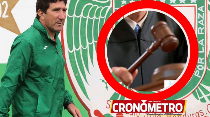 CND sanciona con dos partidos al técnico del Marathón por