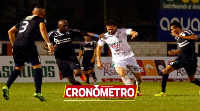 PREVIA: Platense y Honduras Progreso cerrarán la jornada 5 de la Liga Nacional