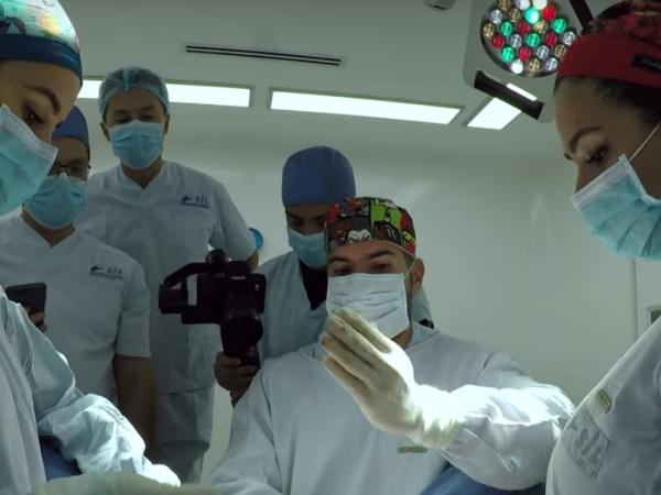 En Colombia ya «construyen» vaginas con piel de tilapia