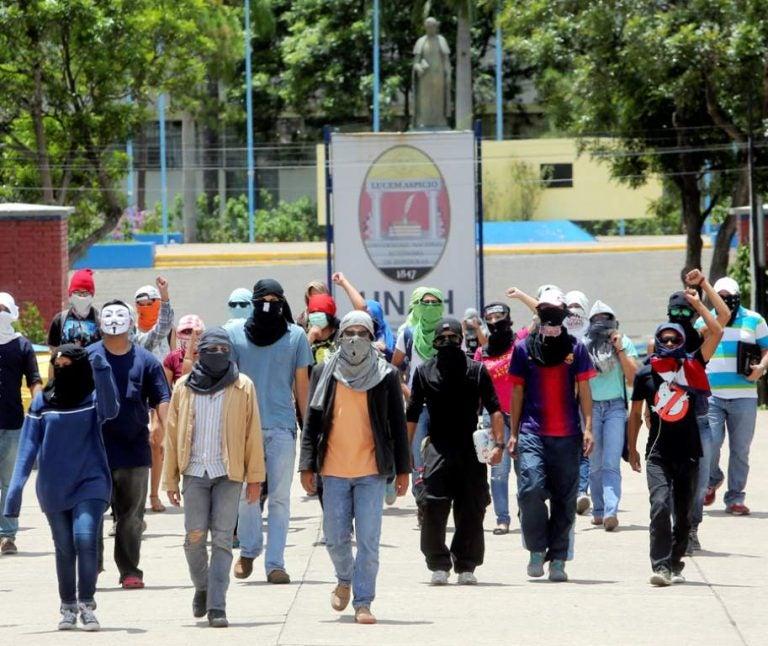 MEU convoca a mega movilización desde la UNAH e invita a universidades privadas y colegios