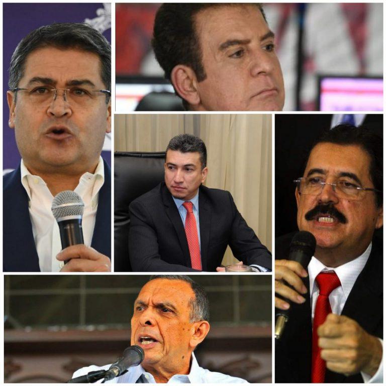 """FRASES DE LA SEMANA: ¿Qué dijo """"Pepe"""", JOH, Nasralla, """"Mel"""", Marlene Alvarenga y Carlos Montoya?"""