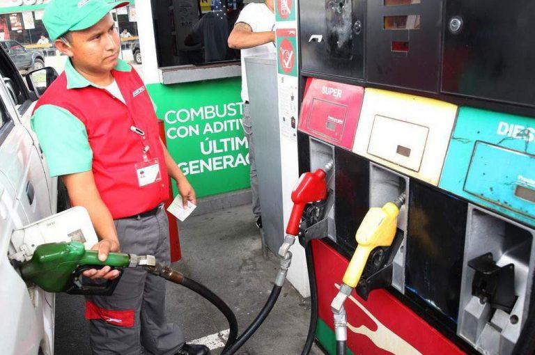Próxima semana iniciará con rebajas en los precios de los combustibles