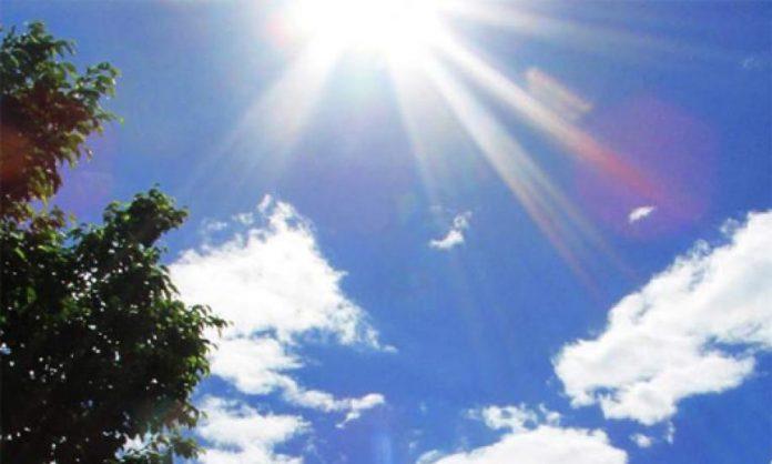 CENAOS, Oscar Lagos, Temperaturas máximas, Oleajes, condiciones estable y seca