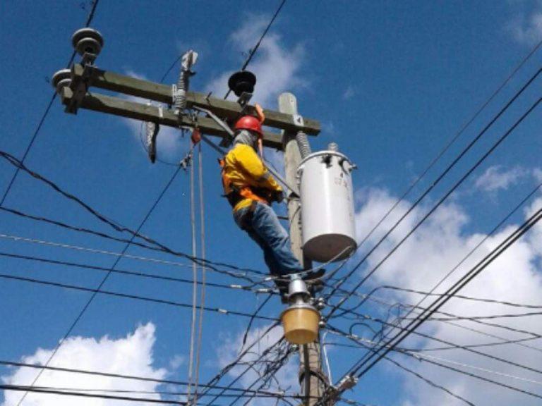 MARTES: anuncian cortes de energía en sectores de la zona norte y oriente
