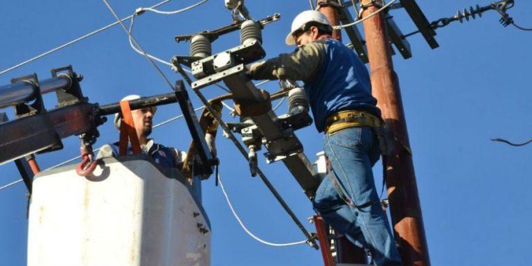 MIÉRCOLES: cortes de energía para zona centro y norte de Honduras