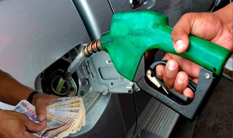 Más de un lempira será la rebaja en los precios del combustible a partir del lunes