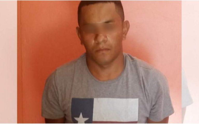 Detienen al presunto violador de una niña de 14 años en El Negrito, Yoro