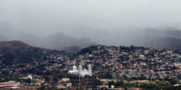 CLIMA DE ESTA TARDE: lluvias moderadas en diferentes zonas de Honduras