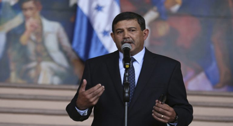 "Fredy Díaz sobre narcotráfico: ""Honduras siempre ha estado en esa lista negra"""