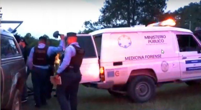 Motociclista muere a ser alcanzado por un rayo en Tegucigalpa