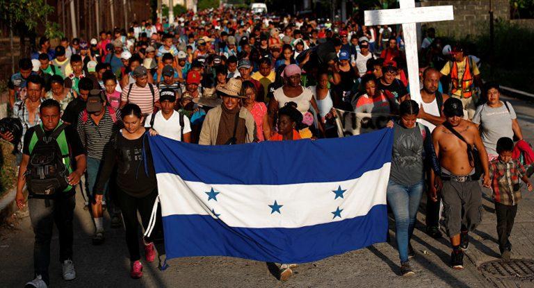 México: tras acuerdo con EEUU, 14,000 hondureños son devueltos a tierra azteca