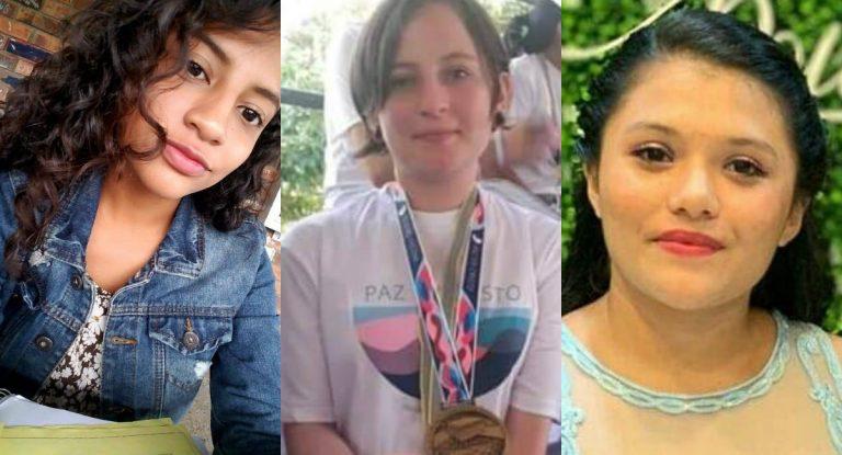 Se reporta desaparición de tres mujeres en distintos puntos de SPS