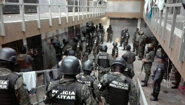 CONAPREV en México: Honduras no respeta derechos de detenidos ni reos