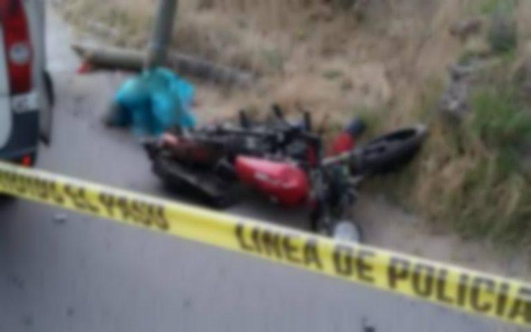 El Progreso: motociclista muere en trágico accidente vial
