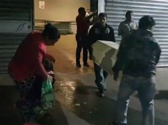 niña envenenada en Tegucigalpa