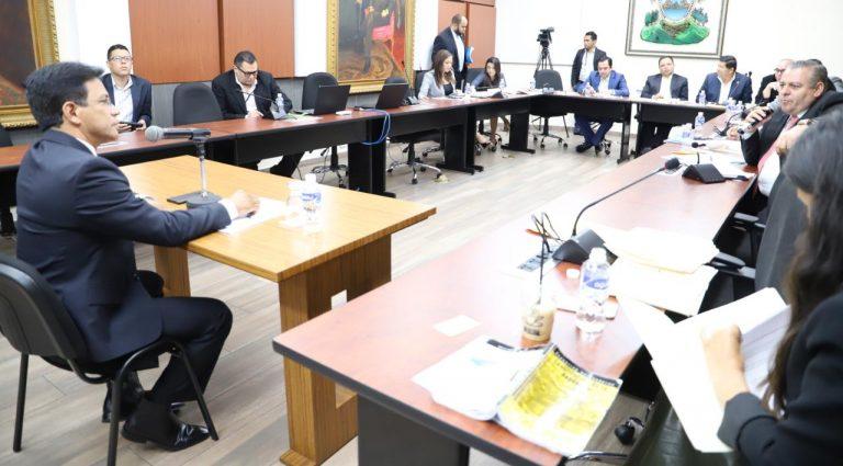 Audiencias para postulantes al RNP inician con miembros de la junta interventora