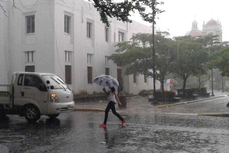 CLIMA DE ESTA TARDE: fuertes lluvias para las zonas centro y sur de Honduras