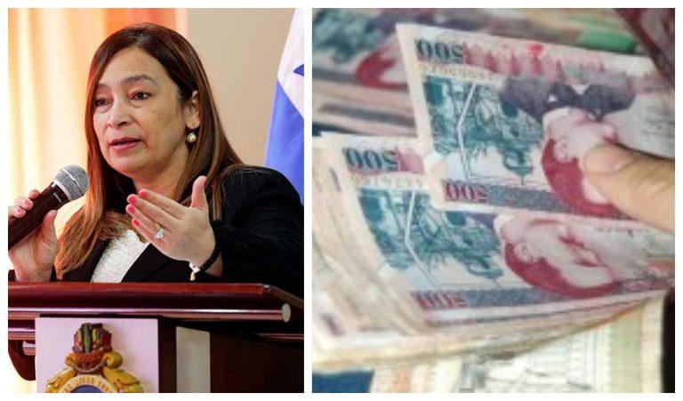 Rocío Tábora: presupuesto general podría incrementar en un 8 por ciento
