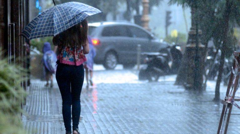 CLIMA DE ESTA TARDE: lluvias en el centro y norte de Honduras
