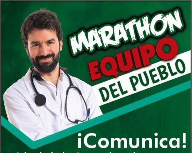 ¡Marathón y GAMA se unen para realizar Brigada Médica Gratis!