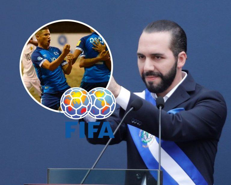 Nayib Bukele solicita a la FIFA llevar un Mundial de Fútbol a El Salvador