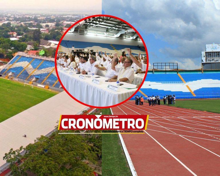 40 millones son aprobados por el Congreso Nacional para el Olímpico y el Morazán