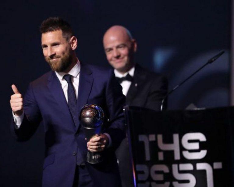 """ESCÁNDALO: Acusan a la FIFA de hacer trampa en los premios """"The Best"""""""