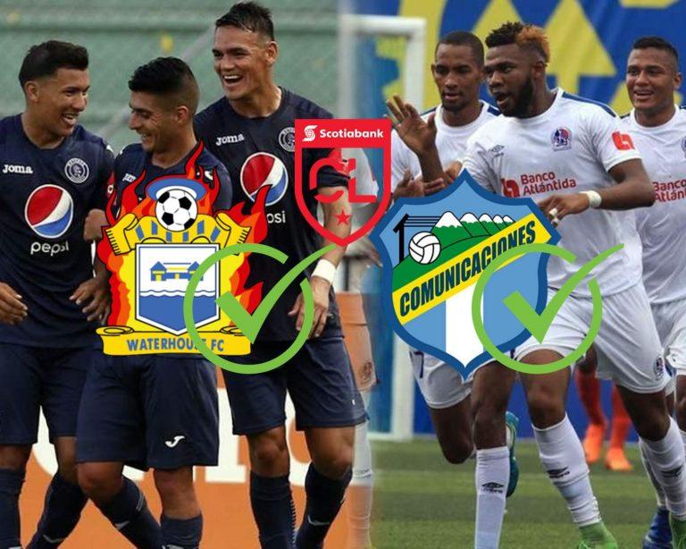 RESULTADOS: Así le fue a los equipos hondureños en la Liga Concacaf