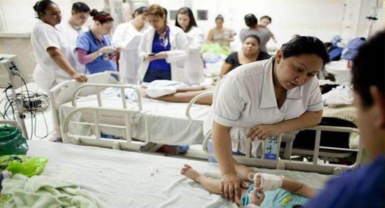 Honduras: A 117 asciende cifra de muertes por dengue grave en 2019