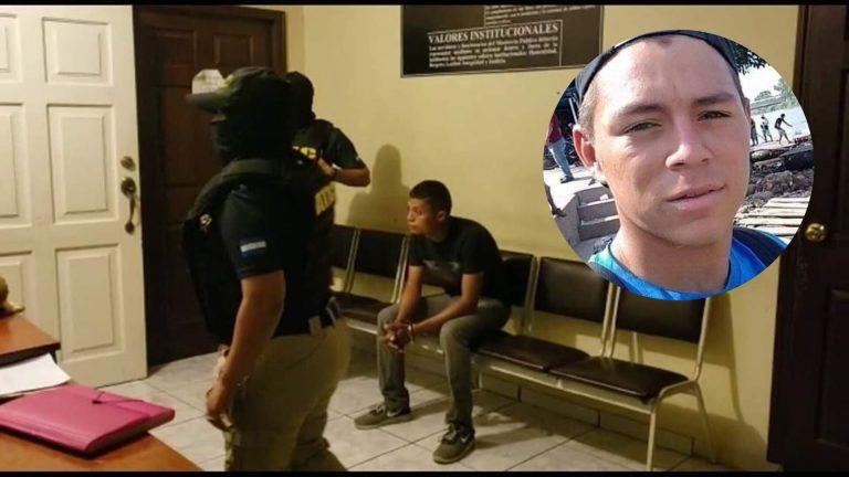 Envían a prisión a militar acusado de matar a joven protestante en La Paz