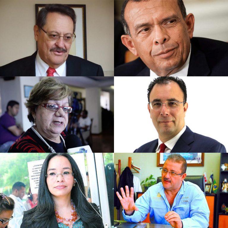 """FRASES DE LA SEMANA: ¿Qué dijo Luis Zelaya, Leonardo Deras, """"Pepe"""" y Ricci Moncada?"""