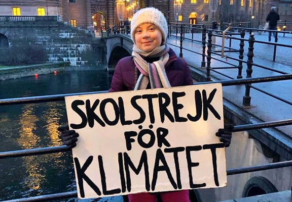 Opinión de Filiberto Guevara: Cumbre en la ONU y Greta Thunberg sobre la acción climática