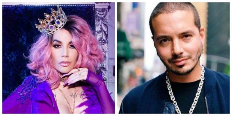 Ivy Queen y J Balvin tienen una cita pendiente, revela la puertorriqueña
