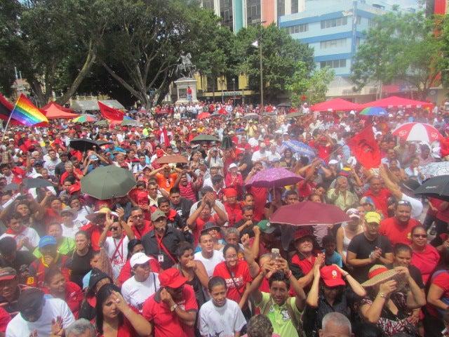 Movilización del FNRP