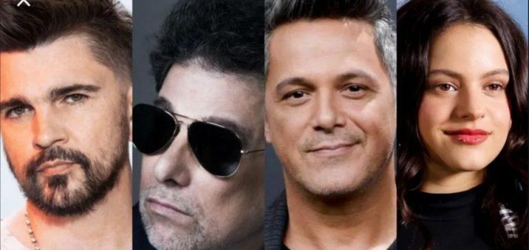 Estas son las nominaciones en los Latin Grammy 2019