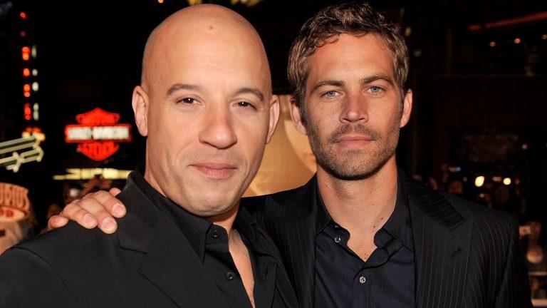 """Vin Diesel recuerda a Paul Walker: """"Sigues haciendo del mundo un lugar mejor"""""""