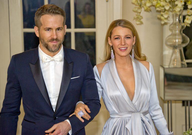 Ryan Reynolds y Blake Lively realizan donación para niños inmigrantes en los EEUU