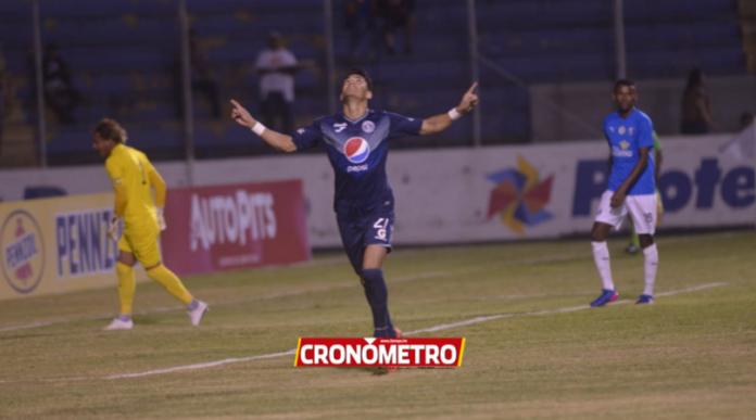 Motagua es líder del campeonato tras derrotar a Honduras Progreso
