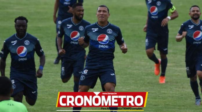 Motagua da golpe de autoridad y toma ventaja en la Liga Concacaf