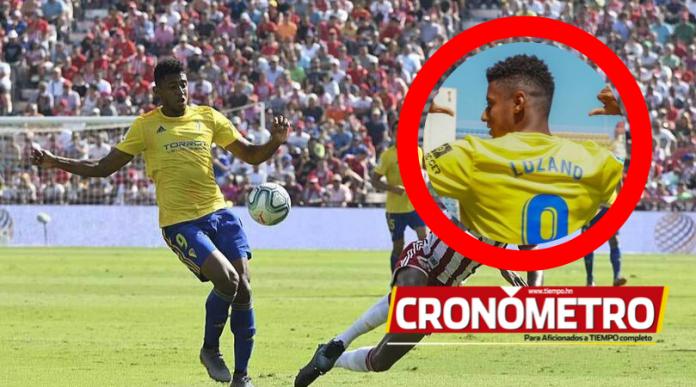 LEGIONARIOS: Anthony Lozano anotó en victoria del Cádiz