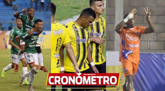 EL RESUMEN: Marathón recupera liderato, debut